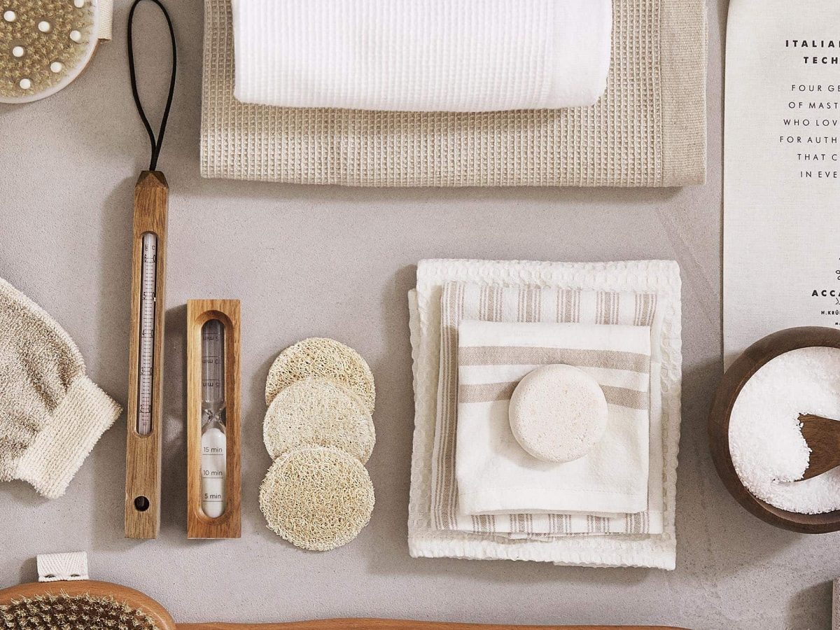 spa collection - zara home